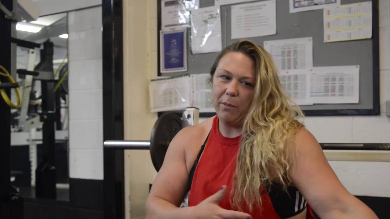 Donna Moore - From Gym Lifts to World's Strongest Woman.