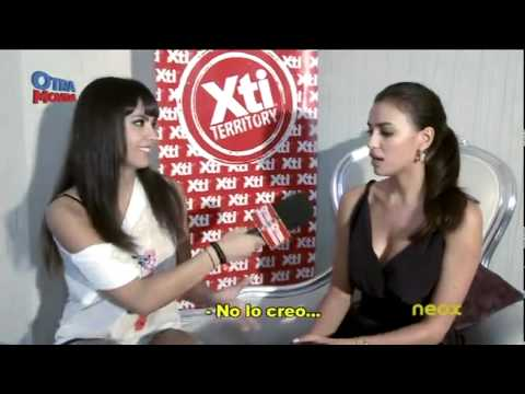 Cristina Pedroche Entrevista A Irina Shayk - Otra Movida 21/05/2012