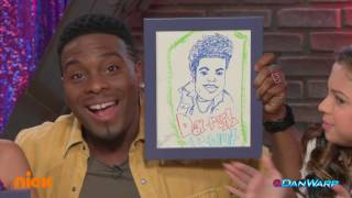 "The Game Shakers Draw Each Other! | ""The After Party"" 