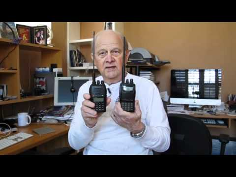 Yaesu FT-60R review