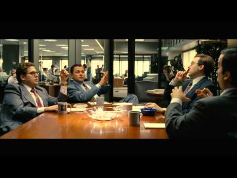 EL LOBO DE WALL STREET -Trailer HD