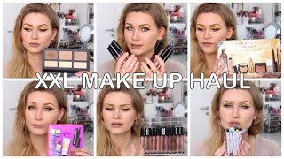 XXL AMERIKA MAKE UP HAUL | NYX, Sephora, Colourpop, Kylie Cosmetics | +Review
