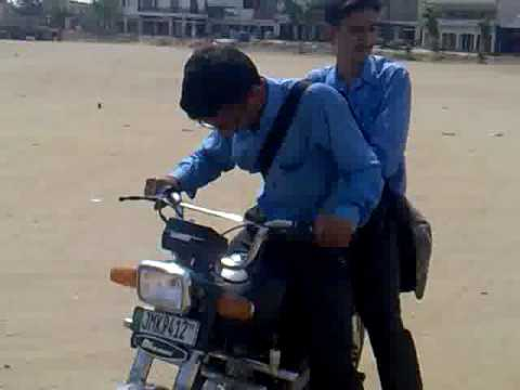 Shani The Wheeler 123.flv