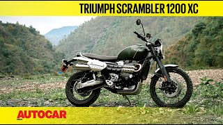 Triumph Scrambler 1200 XC | First Ride Review | Autocar India