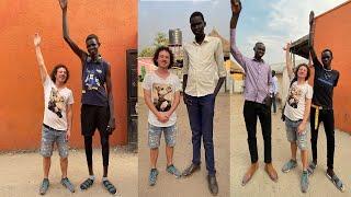Download lagu El país con la gente MÁS ALTA del mundo 😱 | Sudán del Sur 🇸🇸