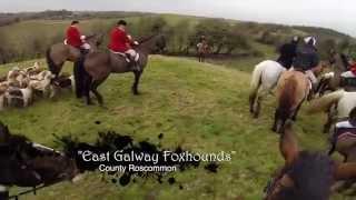 Equestrian Foxhunting in Ireland 2014