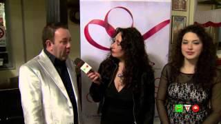 A Teatro con il Cuore - Intervista a Franco One ed Anna Cozzolino - www.HTO.tv