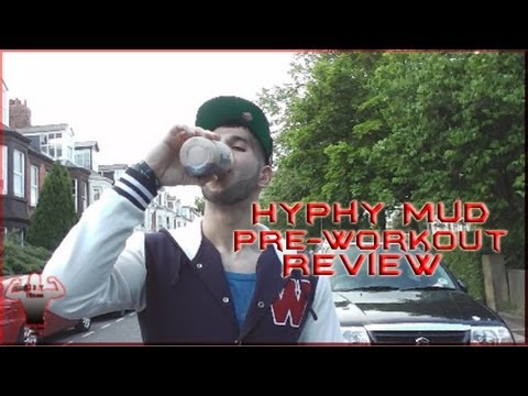 Hyphy M.U.D Pre-Workout Drink Review By Kali Muscle