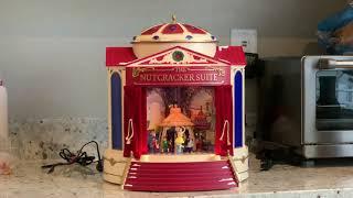 1999 Mr. Christmas Nutcracker Suite Demo Video