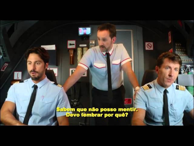 Os Amantes Passageiros Trailer Oficial (2013)