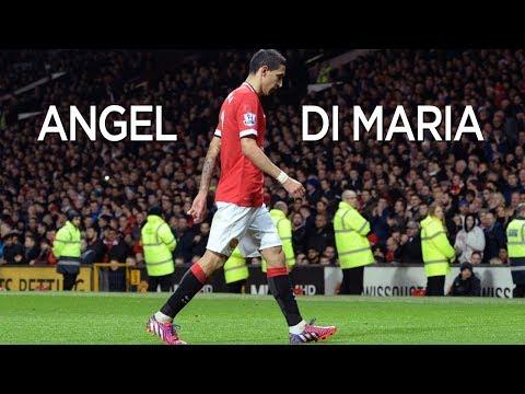 Angel Di Maria in Manchester United ● Skills & Dribbling ● Goals & Assists HD