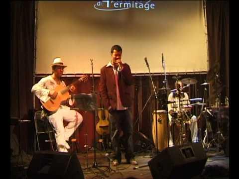 Felipe Velasco - Deixa from Baden Powell + Rap brazilian freestyle in Paris
