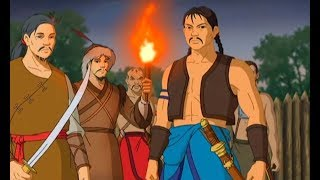 GENGHIS KHAN | The entire movie for children in English | TOONS FOR KIDS | EN