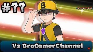 Pokémon S/M Adventures 13 | Vs BroGamerChannel