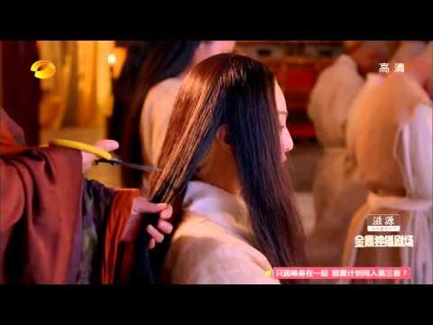 美女剃光头 Beauty Headshave Longhair Cut video