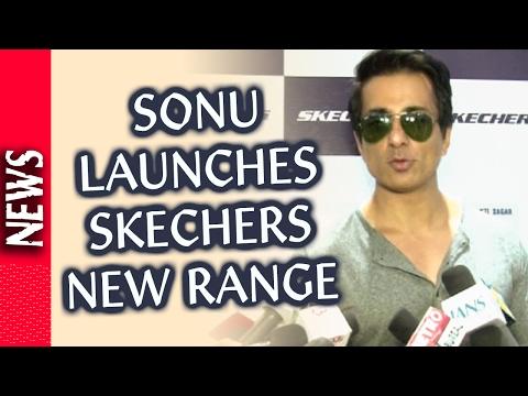 Latest Bollywood News - Sonu Sood Launches Skechers Goflex Walk Range - Bollywood Gossip 2016