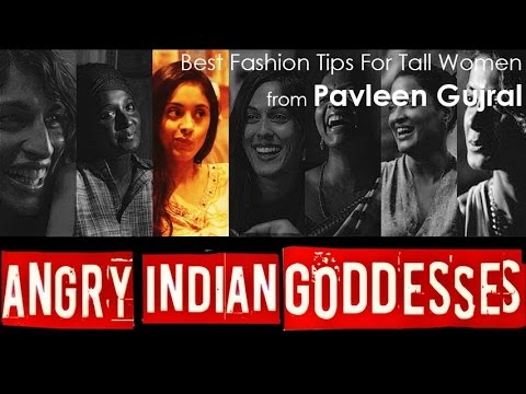 Fashion101.in Presents: Pavleen Gujral's Fashion Tips For Tall Women