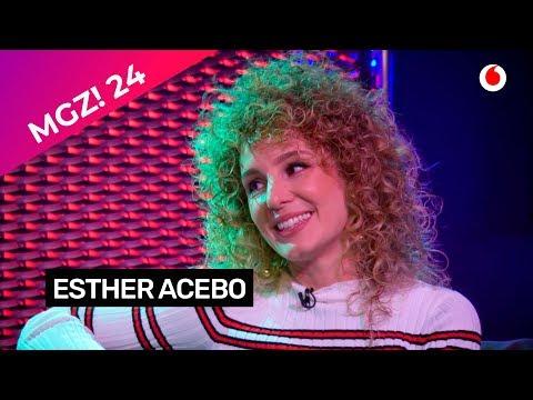 Entrevista Esther Acebo - MGZ! Adventure - #MGZEstherAcebo