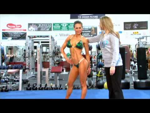 TeamVIP: Ashley Kaltwasser Preps for Arnold 2013