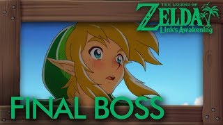 Zelda Link's Awakening (Switch) - Final Boss & Perfect Ending