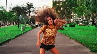 Banana - Anitta - Lívia Melilo Dança (coreografia Nathaly Cruz @nathygreenn)  #urban