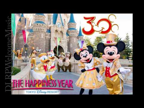 Happiness is Here ���������� - 30th Anniversary - Tokyo Disney Resort