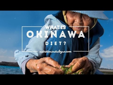 what is okinawa diet