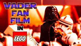STAR WARS THEORY Vader Fan Film in LEGO (SHOT FOR SHOT)