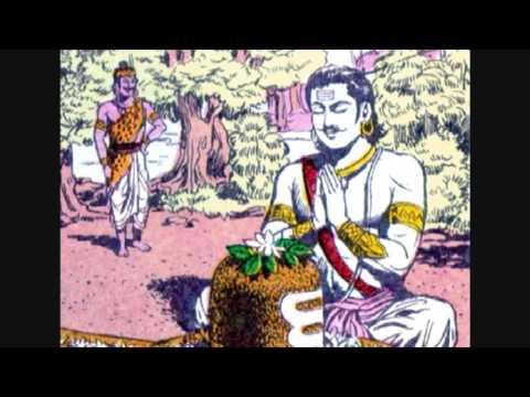 Shiva Mahimna Stotram (with lyrics and translation) Part 1 of...