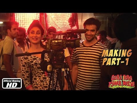 The Making of Gori Tere Pyaar Mein - Part 1