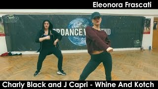 Charly Black and J Capri Whine And Kotch I Eleonora Frascati 2016 Italy Top Dance Weekend