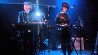 Monowelt - Cut the cord (Club Gretchen , Berlin 20.03.2015)
