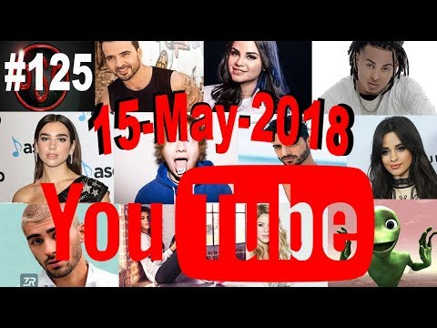 Today's Most Viewed Music Videos on Youtube, 15 May 2018, #125 thumbnail