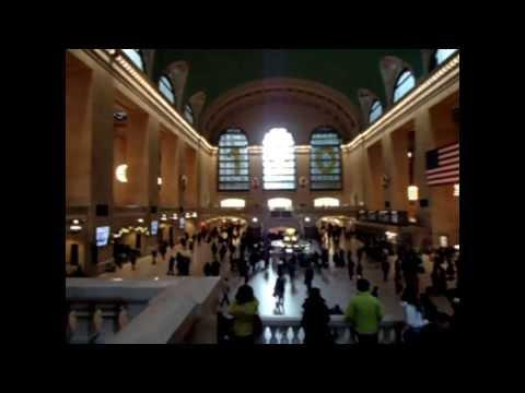 VISITA LA ESTACION CENTRAL DE NUEVA YORK: UN LUJO
