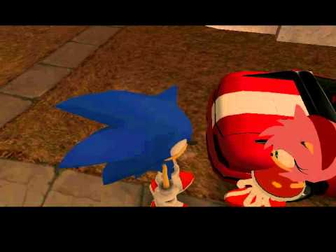 Sonic And Amy GTA