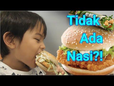 Ada Apa Saja di McDonald's Hongaria? || Tidak Ada Nasi