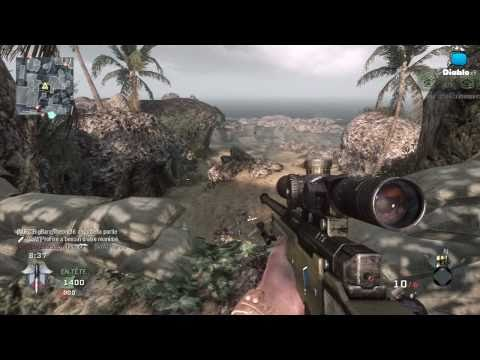 Quickscope sur Black Ops - Officiellement de retour ! [HD]