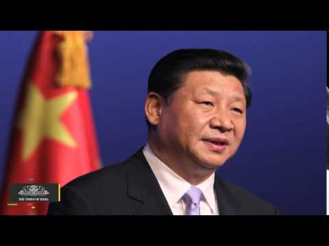 Modi meets Xi Jinping ahead of BRICS summit - TOI