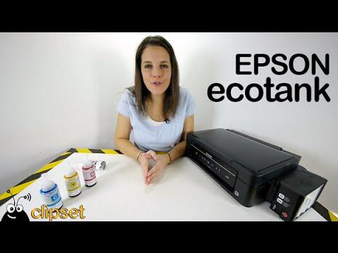 Epson Ecotank review en español