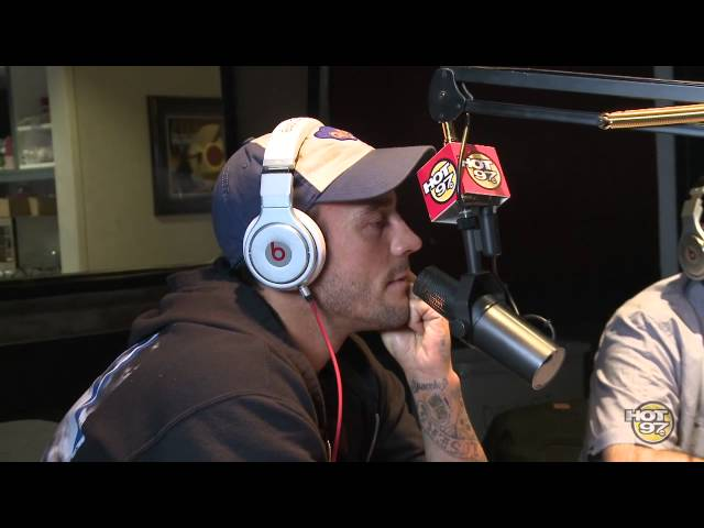 CM Punk Tells Hot 97 Listeners Why He Doesn't Like Chris Brown