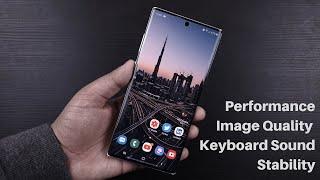Samsung Galaxy Note 10+ October Software Update 2019