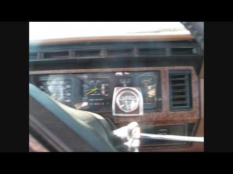 1986 Ford F-250 4x4 6.9L Diesel 0-60