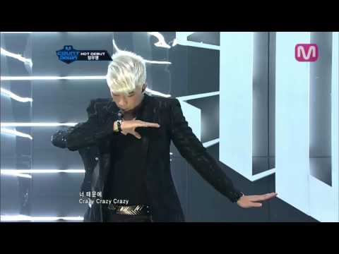 장우영_Sexy Lady (Sexy Lady by Jang Woo Young @Mcountdown 2012.07.12)