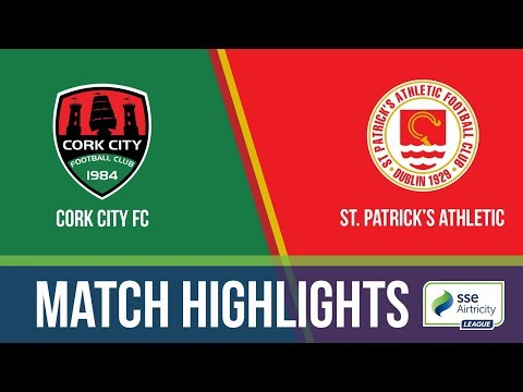 GW10: Cork City 1-1 St. Patrick's Athletic