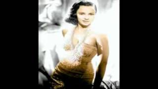 Dorothy Dandridge - I've Got A Crush On You