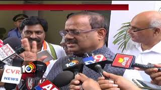 AICC and TPCC Chief Uttam Comments on Danam Party Change | #CongressWarRoom