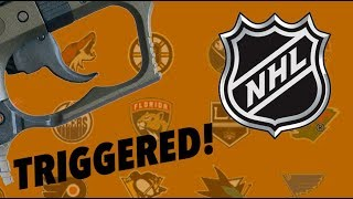 TRIGGERING ALL 31 NHL FANBASES - EVEN THE PENGUINS - NO ONE IS SAFE