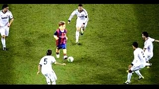 Messi son playing football -  Thiago messi -  lionel messi's son Video