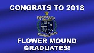 Flower Mound HS Graduation 2018