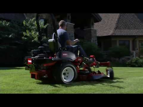 The Z Master Commercial 2000 Series: Riding Mowers from Toro